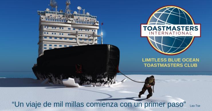rompe hielo icebreaker lbotoastmasters puerto rico